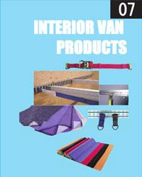 Interior Van Products